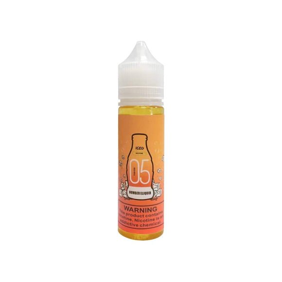 Numbers E-liquid - Number 5 Red Bull 60ml / 3mg| Premium Vapes shop UAE