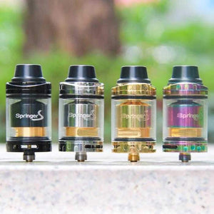 Tigertek Springer S RTA | UAE Vapors R Us - The first vape store in UAE