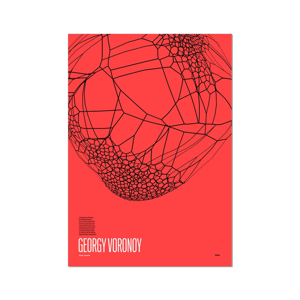 Georgy Voronoy GV-278 Generative Print