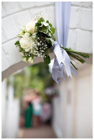 White Roses For A Wedding By Sherree Francis Flowers