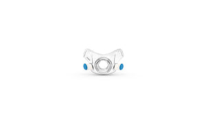 AirFit™ F30 full face mask frame system with small cushion – no headgear