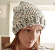 Knitting Pattern | Basic Beanie Pattern | Chunky Hat Pattern | Simply Maggie