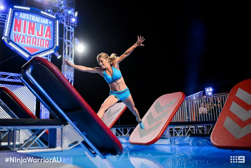 A Day In The Life Of A Ninja Warrior - SuperCells Hydrogen ...