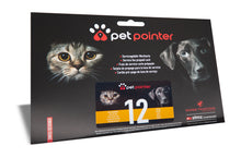 Petpointer GPS Tracker for cats and dogs bundle deal - 12 month service plan