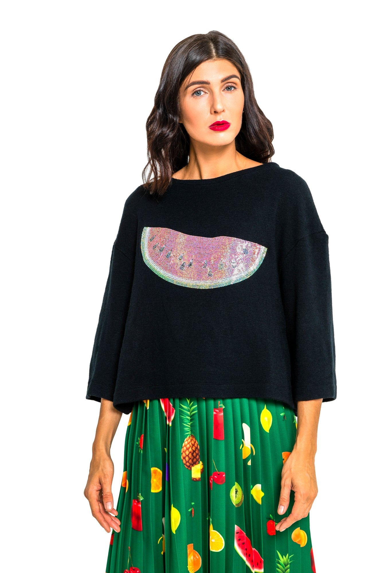 Sweater  Watermelon