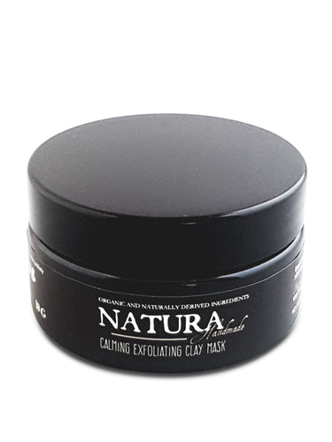 Calming Exfoliating Clay Mask