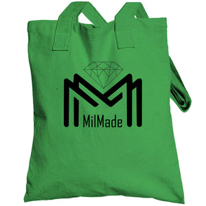 Mm Mil Made D Totebag