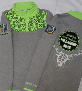 All Irelands Half Zip Top