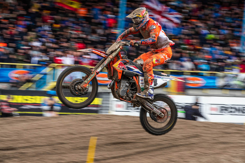 Jeffrey Herlings at the MXON