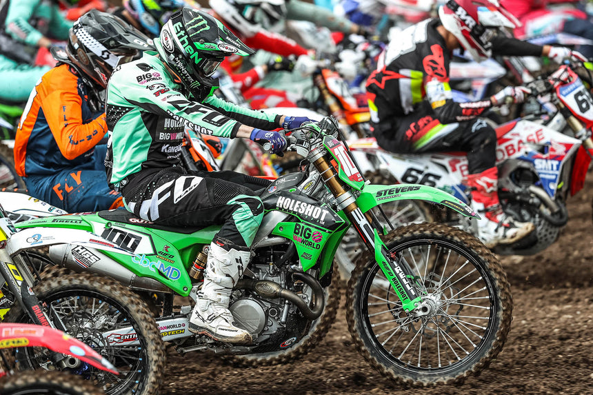 Tommy Talks British Mx