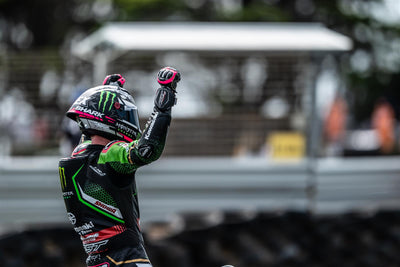 ALEX LOWES WINS DOWN UNDER
