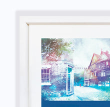 50 High Street, Nantwich - Framed print by Abigail Bryan