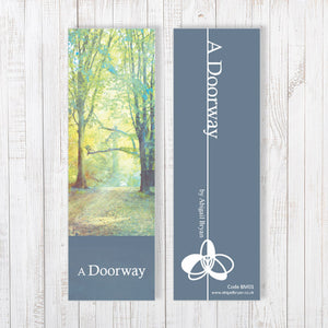 A Doorway Bookmark by Abigail Bryan