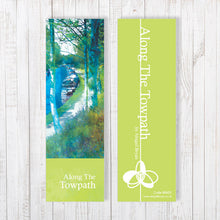 Along The Towpath Bookmark by Abigail Bryan
