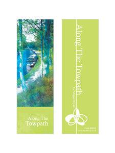Along The Towpath - Luxury Bookmark by Abigail Bryan