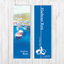 Harbour Rest Bookmark by Abigail Bryan