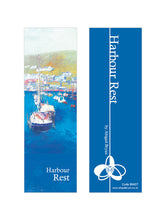 Harbour Rest - Luxury Bookmark by Abigail Bryan
