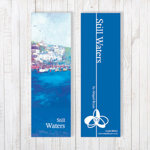 Still Waters Bookmark by Abigail Bryan