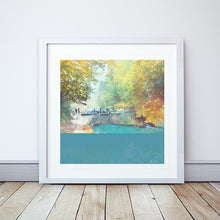 A New Season Begins Framed Print by Abigail Bryan
