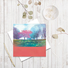Time To Blossom greetings card by Abigail Bryan