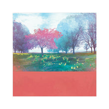 Time To Blossom - Greetings Card by Abigail Bryan