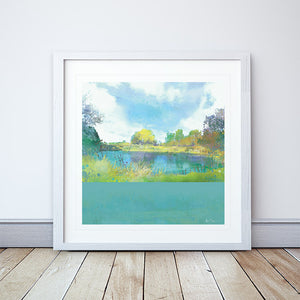 Contemplation Framed Print by Abigail Bryan