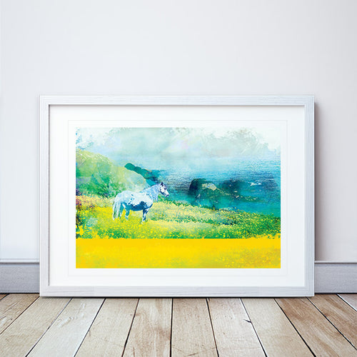 Hope Renewed Framed Print by Abigail Bryan