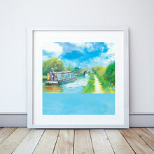 Journey Of Hope Framed Print by Abigail Bryan