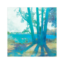 Planted By Deep Waters - Greetings Card by Abigail Bryan