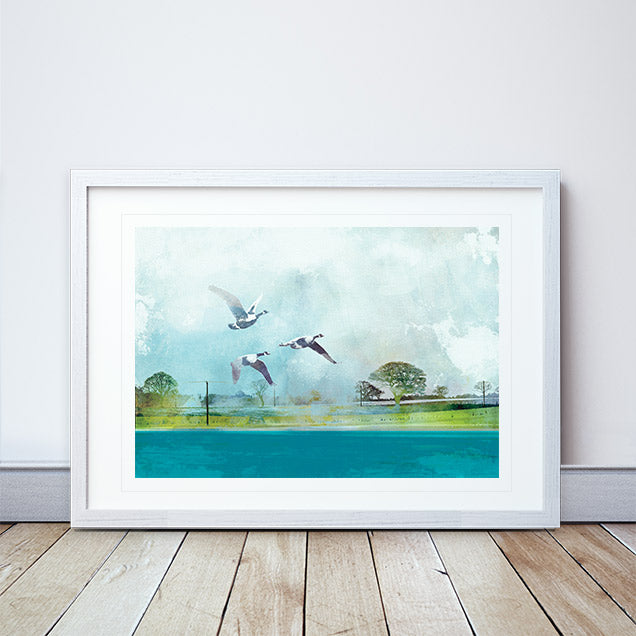 Promises Framed Print by Abigail Bryan
