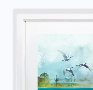 Promises, Framed Print by Abigail Bryan