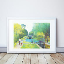 The Path Of Summer III Framed Print by Abigail Bryan