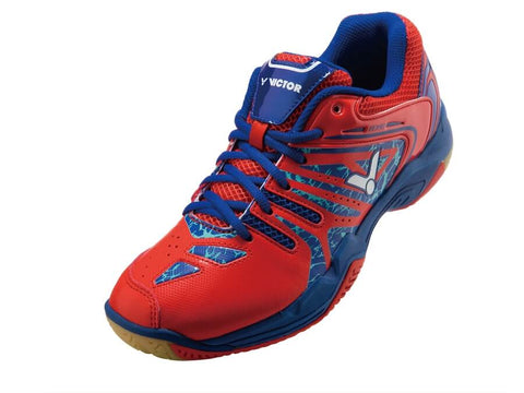 Victor Badminton Shoes A390-DF High Risk Red/Mazarine Blue