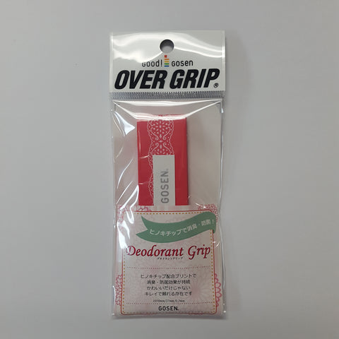 Gosen Ladies' Over Grip EAC37B レース柄