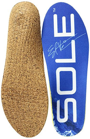 SOLE Performance Thick Shoe Insoles Blue