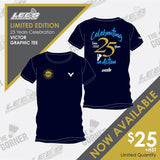 Victor 25th Anniversary T-shirt