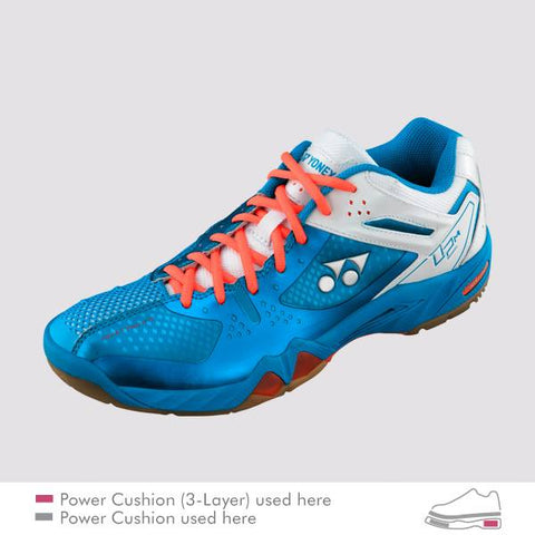 YONEX SHB-02MX MEN SHOES BLUE