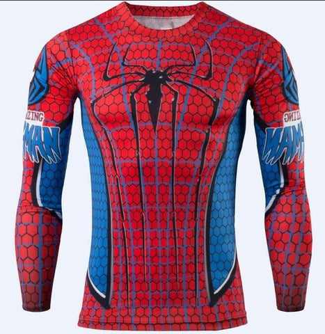 MARVEL Spiderman Long Sleeve T-shirt