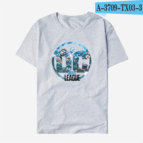 DC Justice League T-Shirt