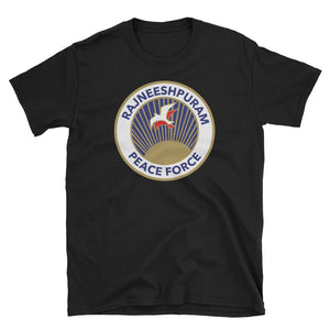Rajneeshpuram Peace Force- Wild Wild Country T-Shirt