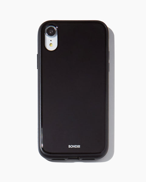 Piano Finish Black, iPhone XR - Shop Bondir
