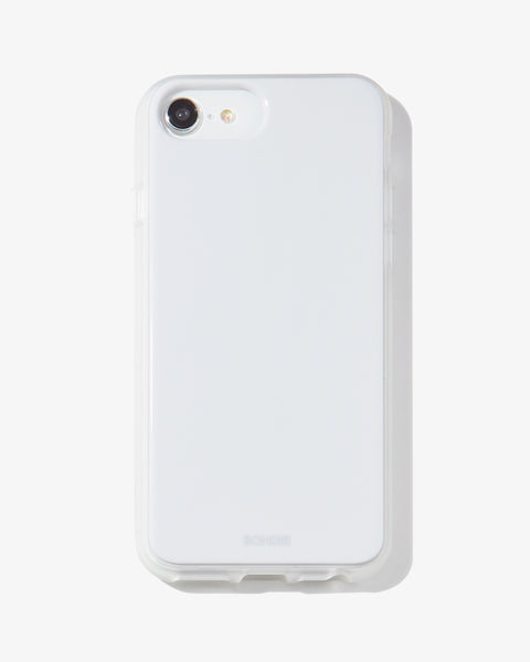 Piano Finish White iPhone 8/7/6