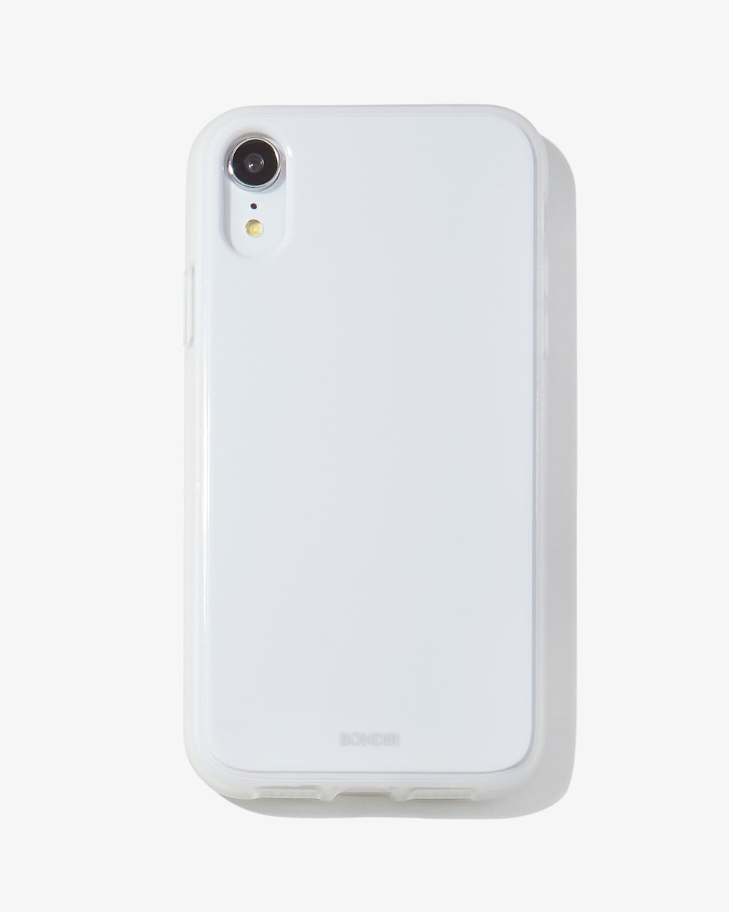 Piano Finish White, iPhone XR - Shop Bondir