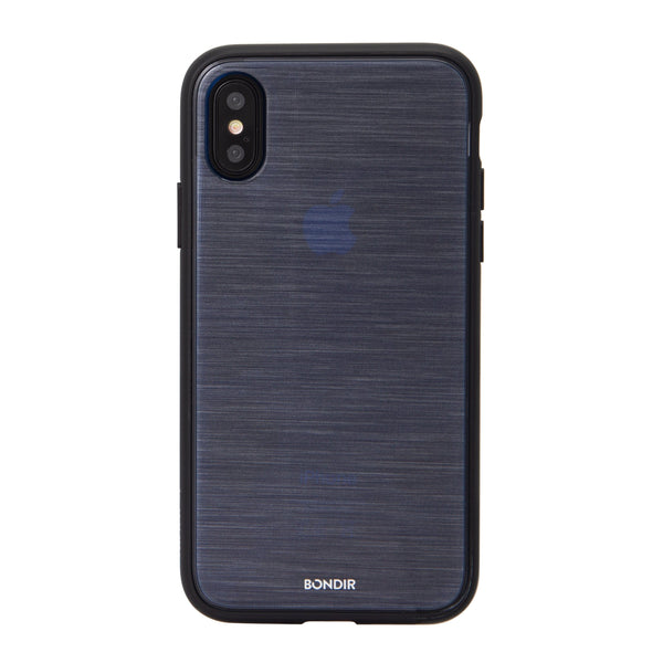 Mist (Navy) Case, iPhone XS Max - Shop Bondir