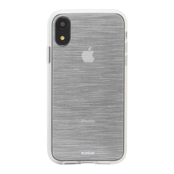 Mist (Silver) Case, iPhone XR - Shop Bondir