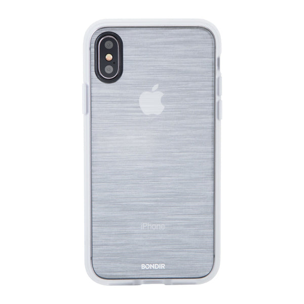 Mist (Silver) Case, iPhone XS Max - Shop Bondir
