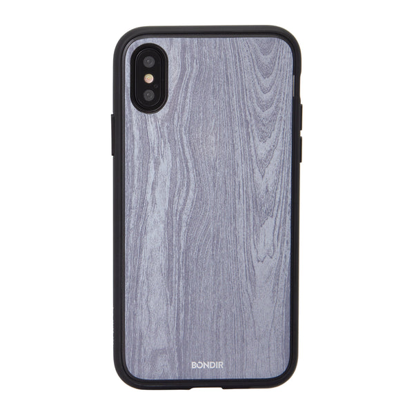 Wood Grain Case, iPhone XS Max - Shop Bondir