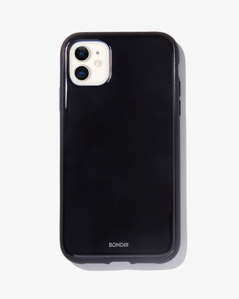 Piano Finish Black, iPhone 11 / XR - Shop Bondir