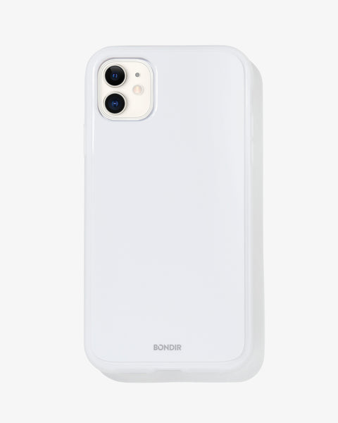 Piano Finish White,iPhone 11 / XR - Shop Bondir