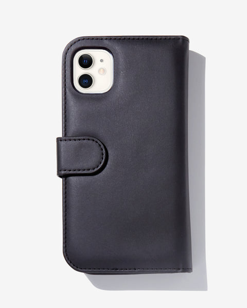 Detachable Wallet Black, iPhone 11 / XR - Shop Bondir